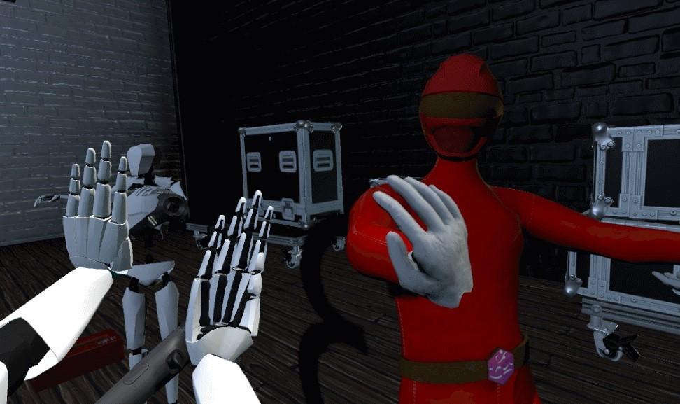 Expressivity In VR