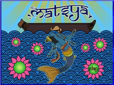 Screenshot of the game Matsya.